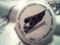 1000th home game pin